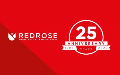 Redrose Celebrates 25 Years